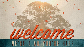fall welcome powerpoint backgrounds