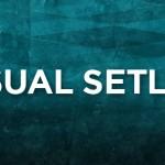 Sunday's Visual Setlist (5/26)