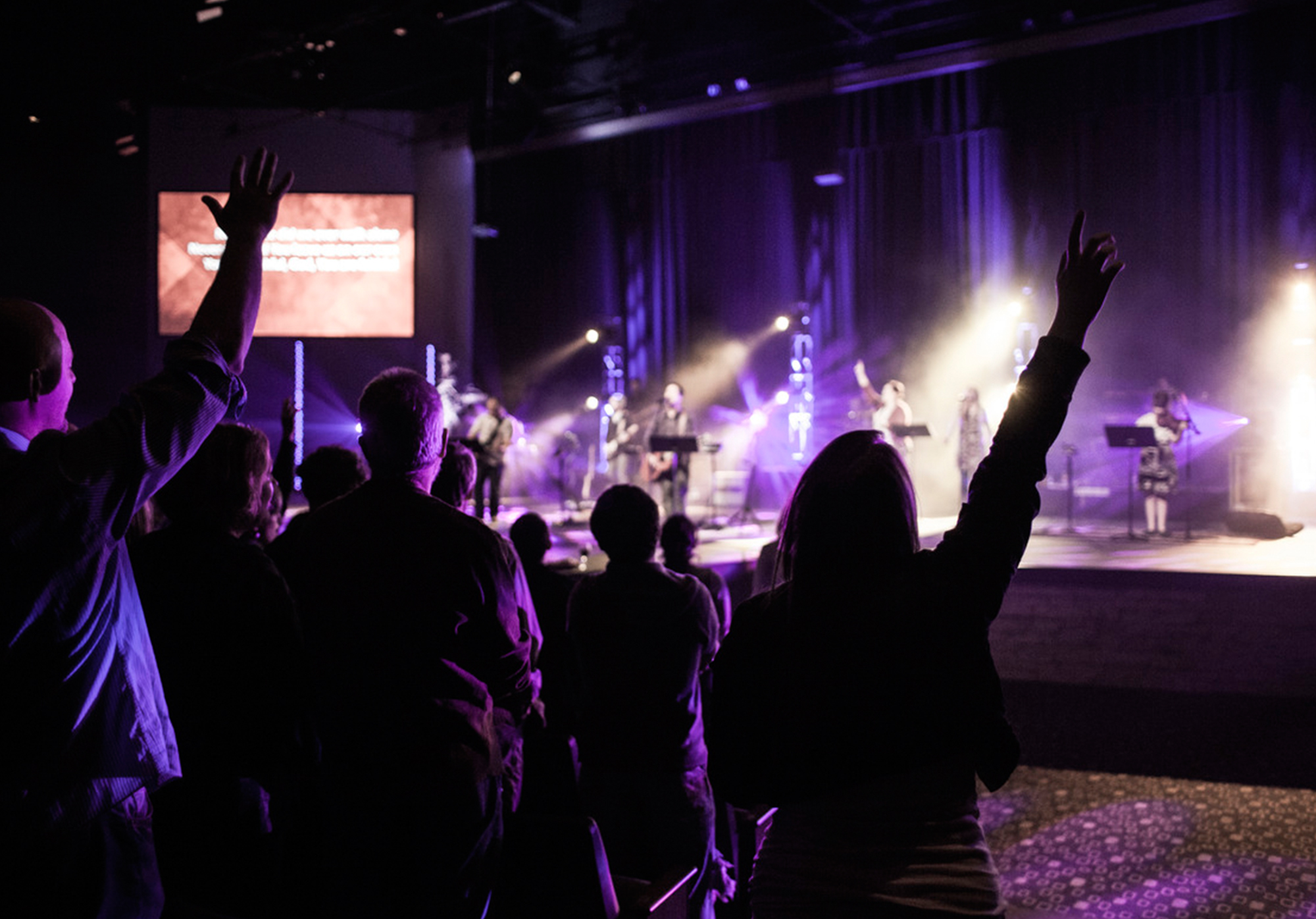 10 Media Tips To Make Church Easier For Newcomers