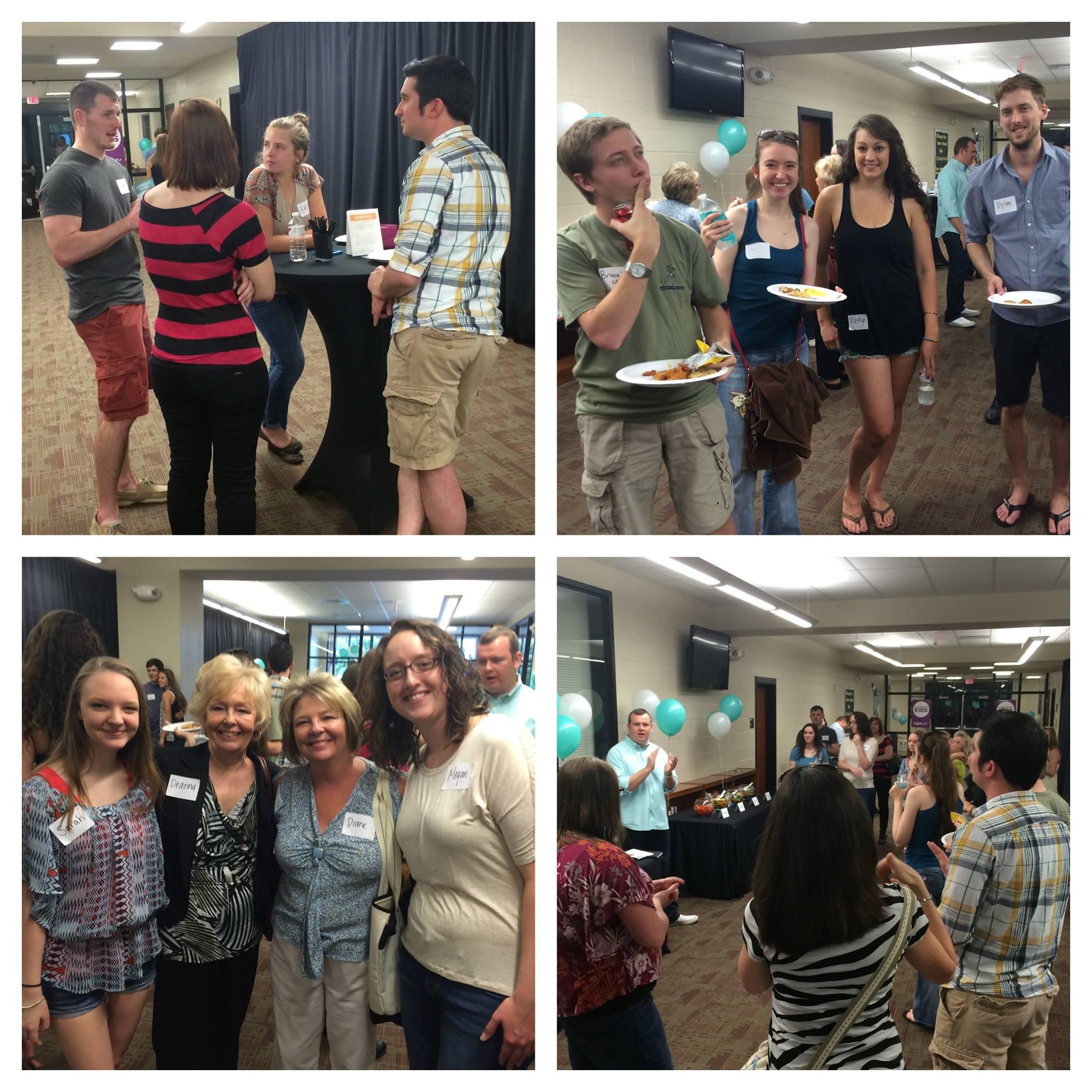 Piedmont Chapel - Interest Hangout Event