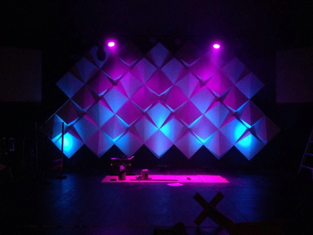 Mio - Church Stage Design