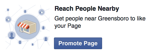 Promote Your Page