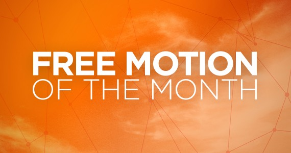 TheCreativePastor.com – Free Motion of the Month - October '14
