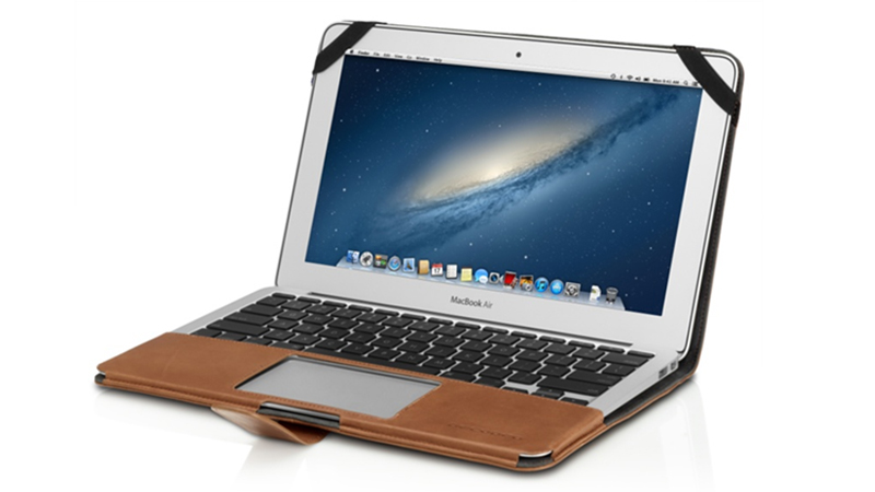"Decoded 13"" Leather Slim Cover for MacBook Air"