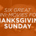 Six Great Mini-Movies For Thanksgiving Sunday