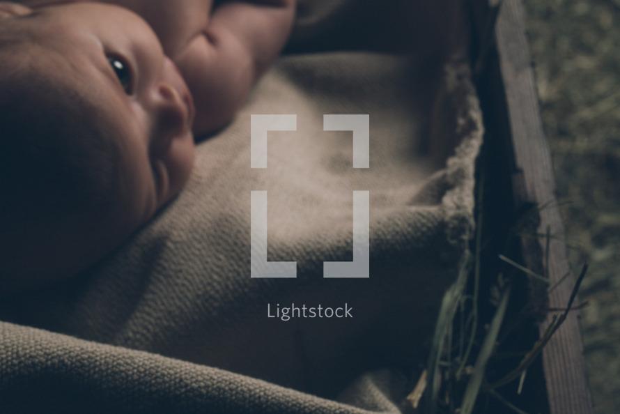 lightstock-56933-baby-jesus-in-the-manger--3