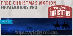 Free Christmas Motion