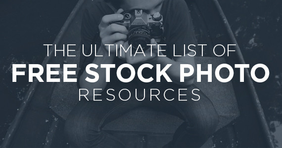 TheCreativePastor.com – The Ultimate List of Free Stock Photo Resources
