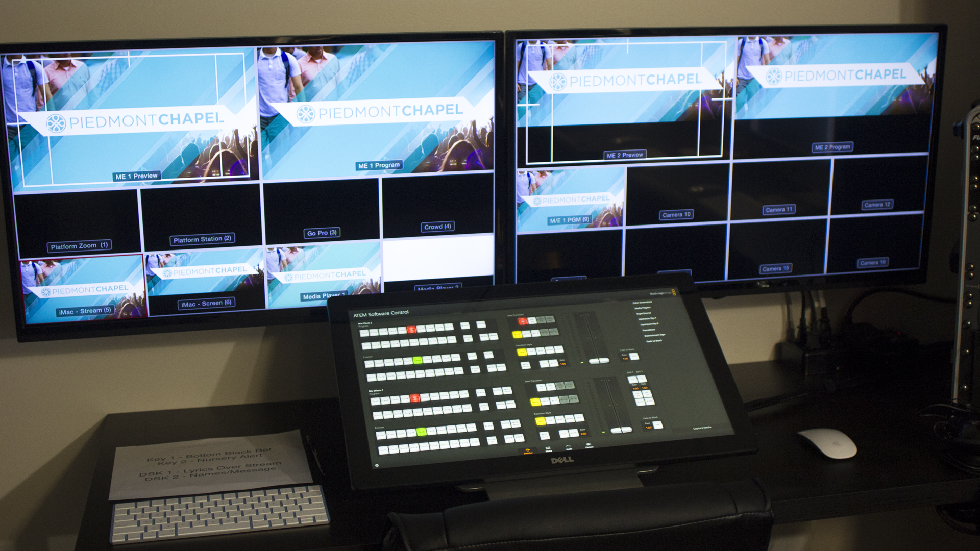 Everything I Used To Start Live Streaming At Our Church