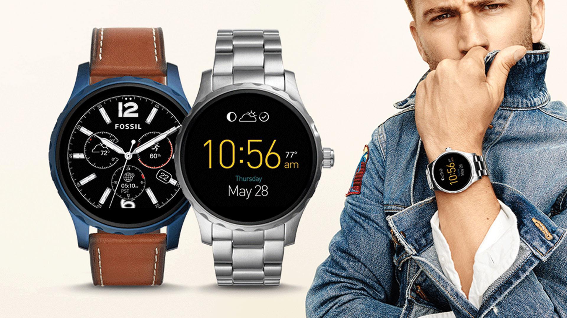 Fossil Q Touchscreen Smart Watch