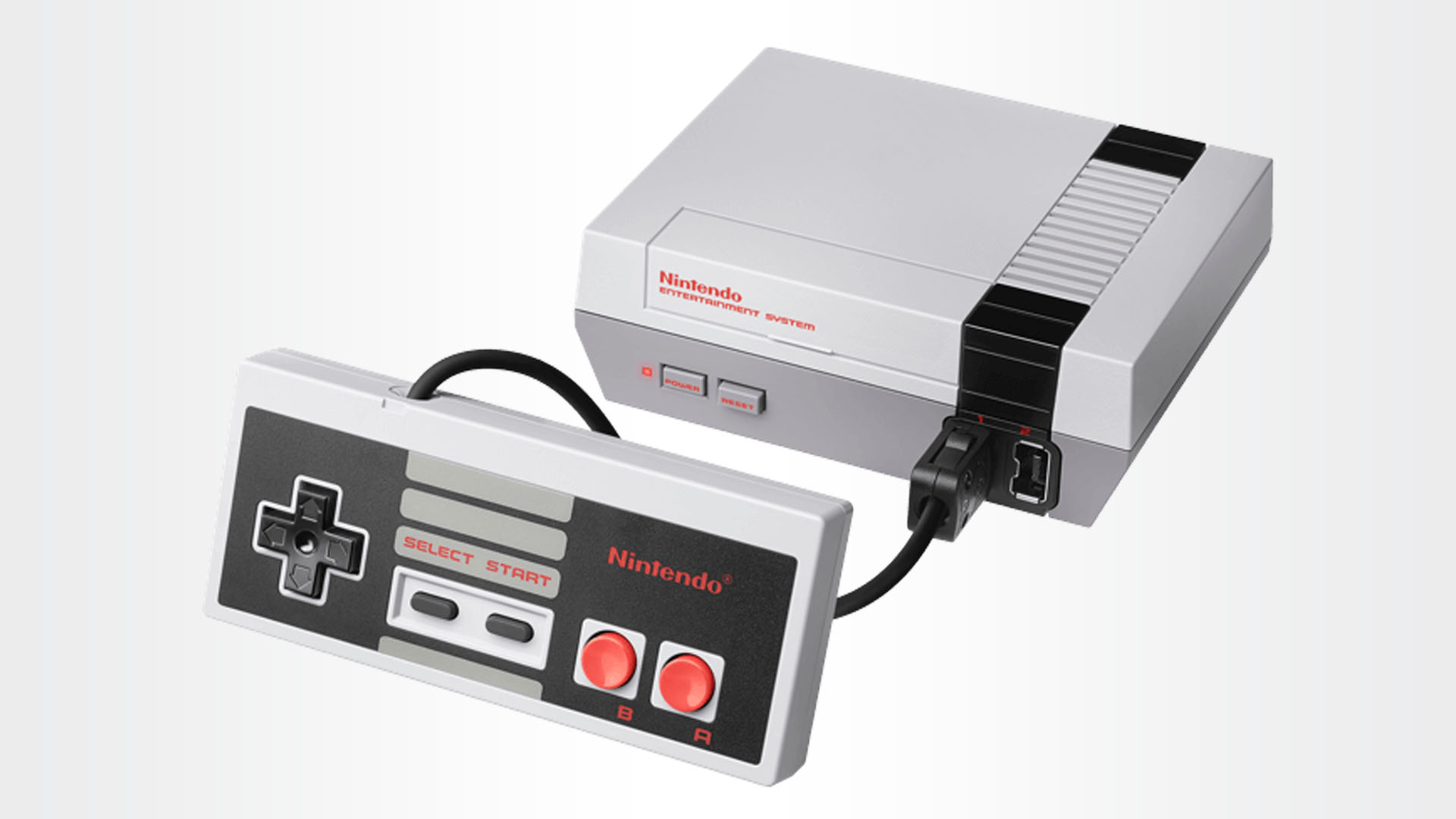 Nintendo Entertainment System - Classic Edition