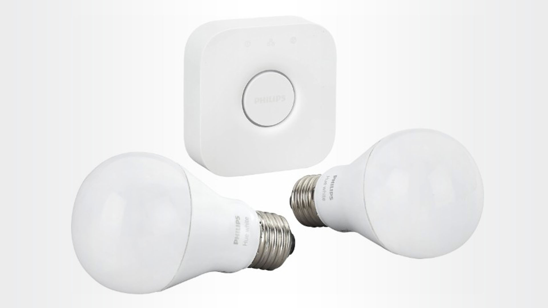 Philips Hue White LED Starter Kit
