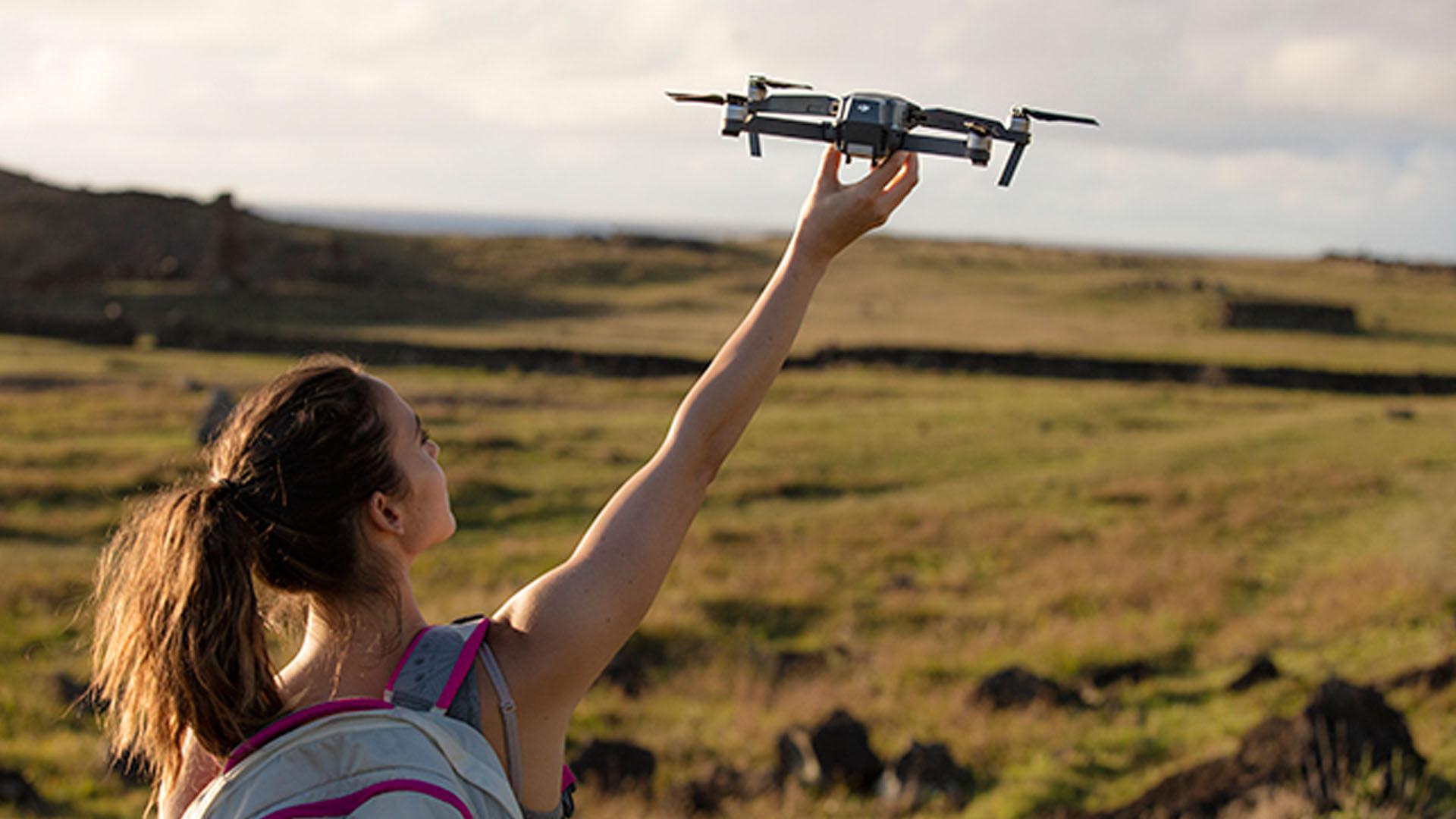 DJI Mavic Pro Compact Drone