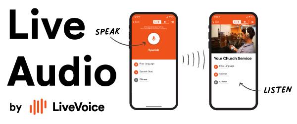 Live Audio by LiveVoice
